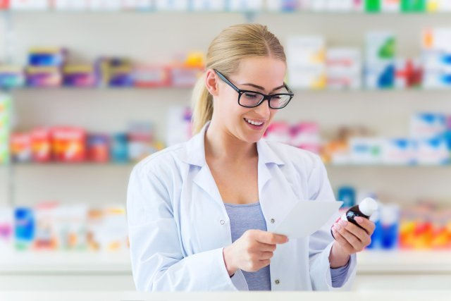 communicate with your patient's pharmacy