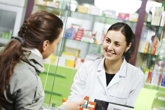Communicate with your patient's pharmacist
